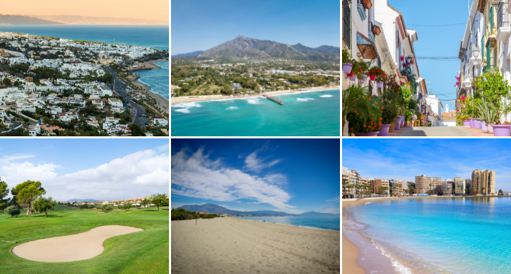 Top 10 most in demand locations for overseas property hunters